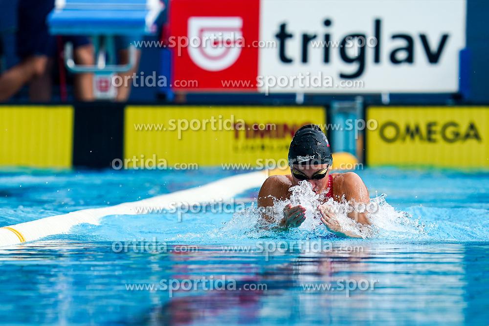 "Tina Celik of Slovenia during 43rd International Swimming meeting ""Telekom 2019"", on July 13, 2019 in Radovljica, Slovenia. Photo by Matic Klansek Velej / Sportida"