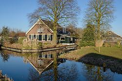 Langhuisboerderij Veldwijck, Vinkeveen, De Ronde Venen, Utrecht, Netherlands