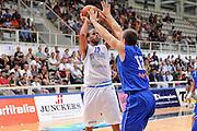 TRENTO, 26/07/2012<br /> TRENTINO BASKET CUP 2012<br /> ITALIA - BOSNIA ED ERZEGOVINA<br /> NELLA FOTO: LUIGI DATOME<br /> FOTO CIAMILLO