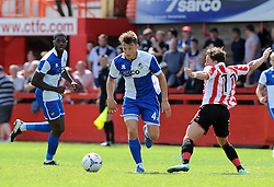 Ollie Clarke of Bristol Rovers - Mandatory by-line: Neil Brookman/JMP - 25/07/2015 - SPORT - FOOTBALL - Cheltenham Town,England - Whaddon Road - Cheltenham Town v Bristol Rovers - Pre-Season Friendly
