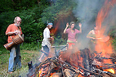 Firewalk at LivingWell 2014