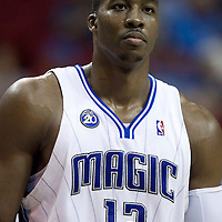 BASKETBALL - NBA - ORLANDO (USA) - 01/11/2008 -  .ORLANDO MAGIC V SACRAMENTO KINGS  (121-103) DWIGHT HOWARD  / ORLANDO MAGIC