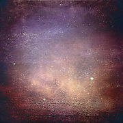 Texture overlays with stars and nebula