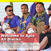 Apia Welcome 2015