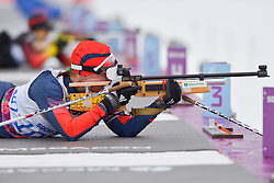 ANDREEVA Nadezda, Biathlon at the 2014 Sochi Winter Paralympic Games, Russia