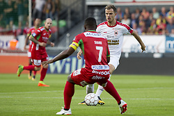 August 27, 2017 - Oostende, BELGIUM - Antwerp's Geoffry Hairemans pictured during the Jupiler Pro League match between KV Oostende and Royal Antwerp, in Oostende, Sunday 27 August 2017, on the fifth day of the Jupiler Pro League, the Belgian soccer championship season 2017-2018. BELGA PHOTO KRISTOF VAN ACCOM (Credit Image: © Kristof Van Accom/Belga via ZUMA Press)