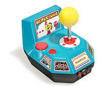 ms. pac man namco game joystick
