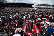 June 14-19, 2016: 24 hours of Le Mans. AUDI SPORT TEAM JOEST