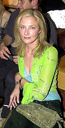 Actress JOELY RICHARDSON at a party in <br /> London on 14th June 2000. OFF 45<br /> © Desmond O'Neill Features:- 020 8971 9600<br />    10 Victoria Mews, London.  SW18 3PY <br /> www.donfeatures.com   photos@donfeatures.com<br /> MINIMUM REPRODUCTION FEE AS AGREED.<br /> PHOTOGRAPH BY DOMINIC O'NEILL