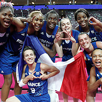 France vs Russia (women) - 09 August