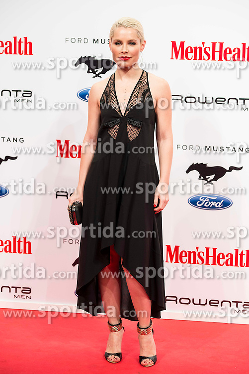 28.01.2016, Goya Theatre, Madrid, ESP, Men'sHealth Awards, im Bild Soraya attends // to the delivery of the Men'sHealth awards at Goya Theatre in Madrid, Spain on 2016/01/28. EXPA Pictures &copy; 2016, PhotoCredit: EXPA/ Alterphotos/ BorjaB.hojas<br /> <br /> *****ATTENTION - OUT of ESP, SUI*****