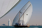 LVT Dubai, Lay day, Dhow race. 20/11/2010