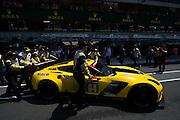 June 8-14, 2015: 24 hours of Le Mans - #64 CORVETTE RACING, Oliver GAVIN, Tommy MILNER, Jordan TAYLOR