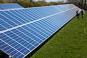 A local farmer set up a  PV scheme in association with WREN.  WREN have built rapid community support for renewables in an 'ordinary' town.