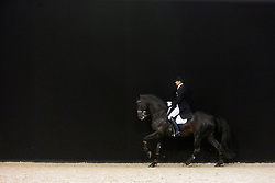 Gal Edward, NED, Glock's Zonik N.O.P.<br /> Jumping Amsterdam 2018<br /> © Sharon Vandeput<br /> 26/01/18