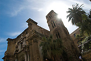 Martorana Church in Palermo, Sicily