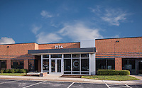 Exterior photo of  7134 Columbia Gateway Dr. im Maryland by Jeffrey Sauers of Commercial Photographics, Architectural Photo Artistry in Washington DC, Virginia to Florida and PA to New England