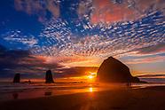USA-Oregon-Cannon Beach