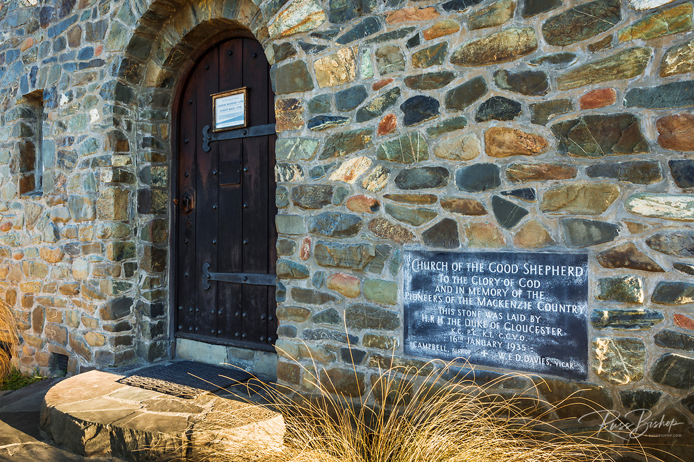 The Church of the Good Shepherd,  Lake Tekapo, Canterbury, South Island, New Zealand
