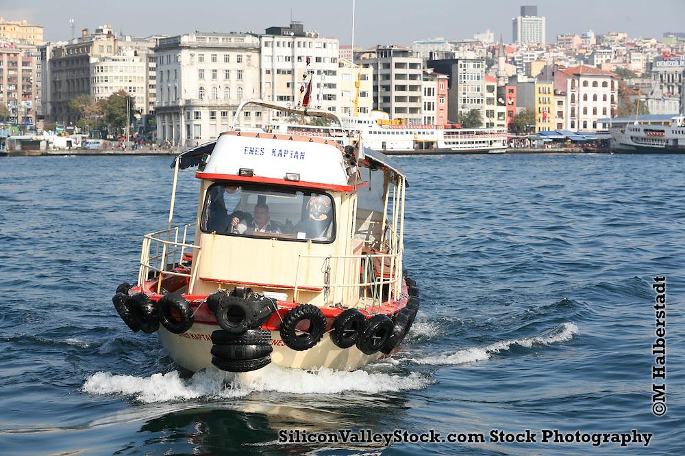 Istanbul Maritime Photo