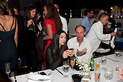 "ESTEFANIA RAMIRO; STELLAN HOLM, Andy Valmorbida hosts party to  honor artist Raphael Mazzucco and Executive Editors Jimmy Iovine and Sean ÒDiddyÓ Combs with a presentation of works from their new book, Culo by Mazzucco. Dinner at Mr.ÊChow at the W South Beach.Ê2201 Collins Avenue,Miami Art Basel 2 December 2011<br /> ESTEFANIA RAMIRO; STELLAN HOLM, Andy Valmorbida hosts party to  honor artist Raphael Mazzucco and Executive Editors Jimmy Iovine and Sean ""Diddy"" Combs with a presentation of works from their new book, Culo by Mazzucco. Dinner at Mr. Chow at the W South Beach. 2201 Collins Avenue,Miami Art Basel 2 December 2011"