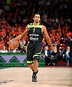 DESCRIZIONE : Tour Preliminaire Qualification Euroleague Aller<br /> GIOCATORE : HAMMONDS Cliff<br /> SQUADRA : Villeurbanne<br /> EVENTO : France Euroleague 2010-2011<br /> GARA : Le Mans Villeurbanne <br /> DATA : 28/09/2010<br /> CATEGORIA : Basketball Euroleague<br /> SPORT : Basketball<br /> AUTORE : JF Molliere par Agenzia Ciamillo-Castoria <br /> Galleria : France Basket 2010-2011 Action<br /> Fotonotizia : Euroleague 2010-2011 Tour Preliminaire Qualification Euroleague Aller<br /> Predefinita :