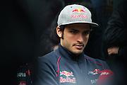 October 8-11, 2015: Russian GP 2015: Carlos Sainz Jr. Scuderia Toro Rosso