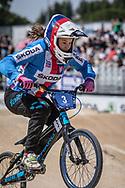 2018 UEC European Championships<br /> Sarrians, France<br /> Training<br /> #3 CZE