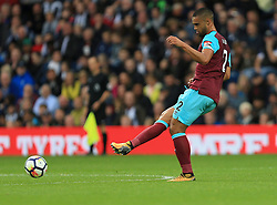 Winston Reid of West Ham United - Mandatory by-line: Paul Roberts/JMP - 16/09/2017 - FOOTBALL - The Hawthorns - West Bromwich, England - West Bromwich Albion v West Ham United - Premier League