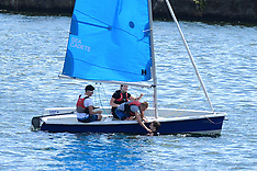 JUN 11 2014 Weather Pictures Dinghy Sailing