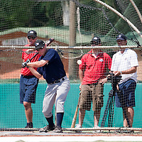 Baseball - MLB Academy - Tirrenia (Italy) - 19/08/2009 - Batting practice