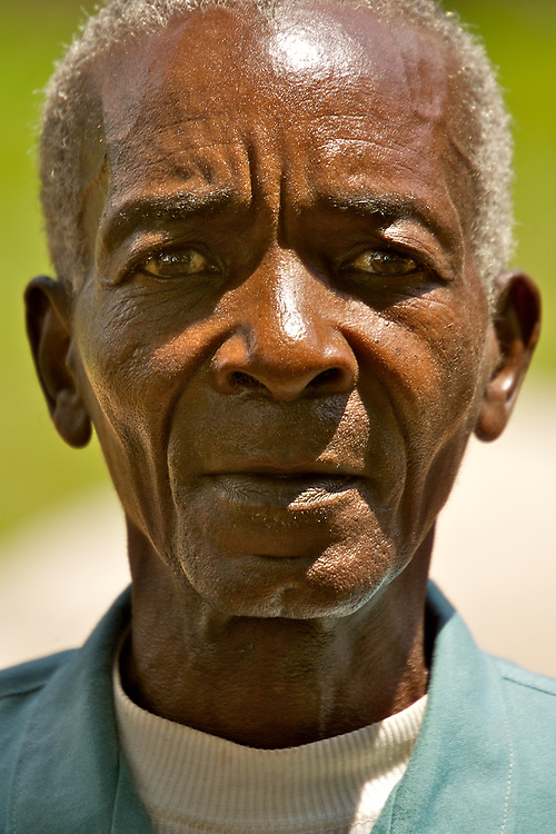 Portraits of the men, women and children I encountered while traveling through Uganda.