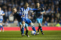 Steve Sidwell of Brighton & Hove Albion in action - Mandatory by-line: Jason Brown/JMP - 16/05/2016 - FOOTBALL - Amex Stadium - Brighton, England - Brighton and Hove Albion v Sheffield Wednesday - Sky Bet Championship Play-off Semi-final second leg