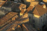 France, Languedoc Roussillon, Gard, Uzège, Uzès, tour de l'hôtel Dampmartin