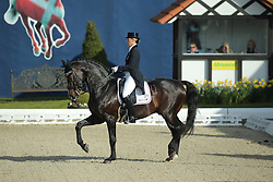 Brune Bernadette, (GER), Spirit Of The Age Old<br /> Qualification Grand Prix Special<br /> Horses & Dreams meets Denmark - Hagen 2016<br /> © Hippo Foto - Stefan Lafrentz