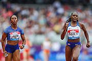 Women's 4x100m Relay during the Muller Anniversary Games 2019 at the London Stadium, London, England on 20 July 2019.