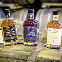 Bottles of Sullivan's Cove whisky at Tasmania Distillery in Hobart, Tasmania, August 25, 2015. Gary He/DRAMBOX MEDIA LIBRARY