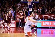 De Vico Nicolo<br /> Grissin Bon Pallacanestro Reggio Emilia - Umana Reyer Venezia<br /> Lega Basket Serie A 2017/2018<br /> Reggio Emilia, 08/04/2018<br /> Foto A.Giberti / Ciamillo - Castoria
