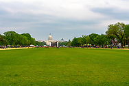 Photo of the Capital taken from the Washington Mall.