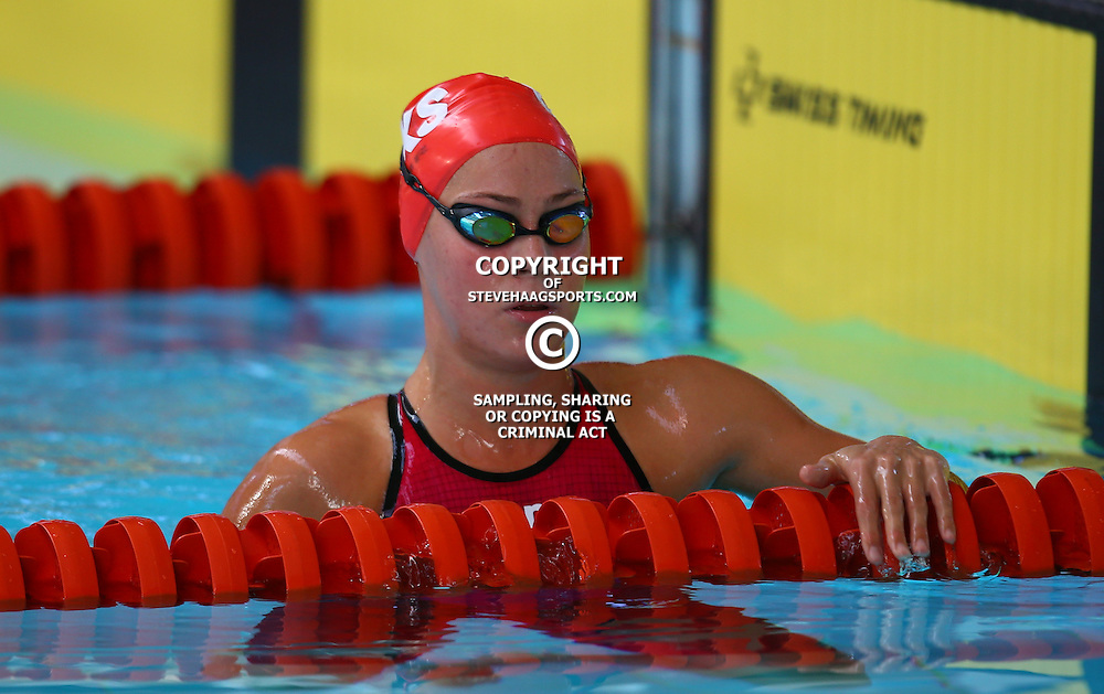 DURBAN, SOUTH AFRICA, February 6 2016 - Vanessa Mohr during Day 3  the second&nbsp;leg of the 2016 South African Swimming Grand Prix series at the  Kings Park Swimming Pool Durban South Africa. (Photo by Steve Haag)<br /> Images for social media must have consent from Steve Haag