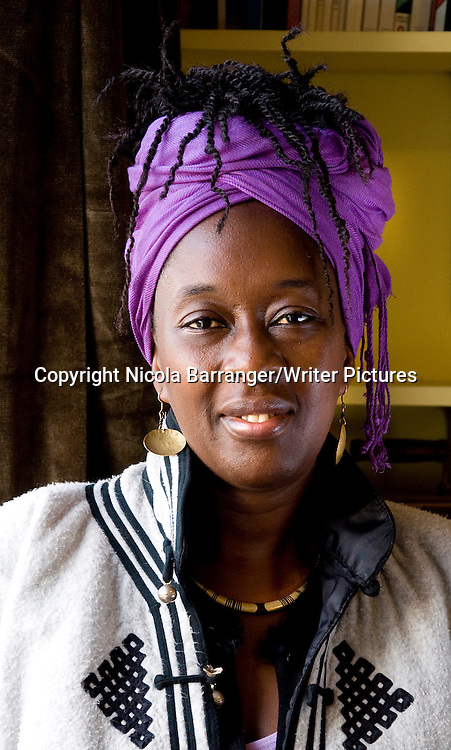 Yaba Badoe - author of True Murder pub<br /> <br /> Copyright Nicola Barranger/Writer Pictures<br /> contact +44 (0)20 822 41564<br /> info@writerpictures.com<br /> www.writerpictures.com