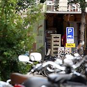 NLD/Amsterdam/20070725 - Verhuizing van Jack Spijkerman na zijn scheiding