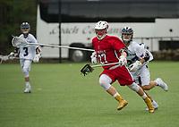 St Paul's School boys varsity Lacrosse.  ©2019 Karen Bobotas Photographer