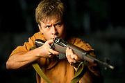 Todd Lasance as Quick Lamb - photo by David Dare Parker