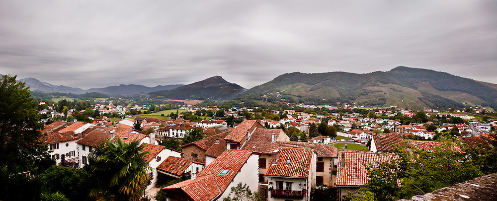 Saint Jean Pied de Port is one of the trditional starting points for walking the Way of Saint James.