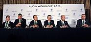 Rugby World Cup 2023 Bid Presentation - 25 Sep 2017