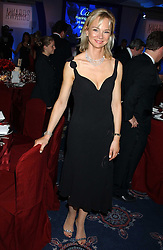 The COUNTESS OF DERBY at the Cartier Racing Awards held at the Four Seasons Hotel, Hamilton Place, London W1 on 16th November 2005.<br /><br />NON EXCLUSIVE - WORLD RIGHTS