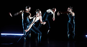 27th June 2017. Alexander Whitely Dance Company present 8 Minutes at Sadler's Wells. London. UK<br /> <br /> 8 Minutes is choreographed and directed by: Alexander Whitley;<br /> <br /> Performed by Alexander Whitley Dance Company. Dancers: Julia Sanz Fernandez, David Ledger, Luke Crook, Victoria Roberts, Hannah Eckholm, Tia Hockey, Leon Poulton&nbsp;