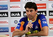 IPL S4 Match 25 Mumbai Indians v Chennai Super Kings