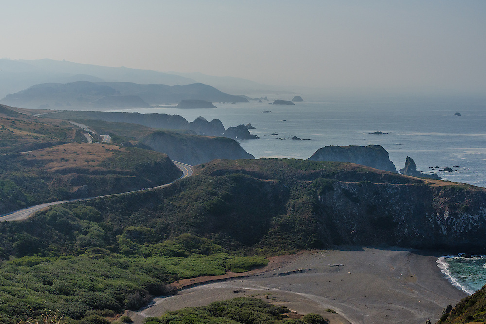 State Route 1, Jenner, California